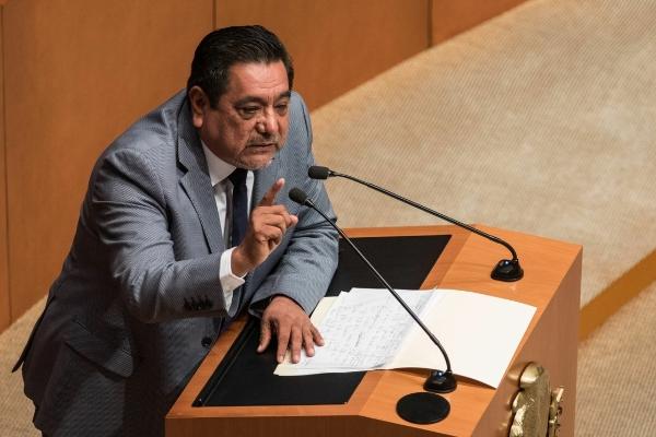 Pese a reclamos, Félix Salgado Macedonio vuelve a ganar encuesta de Morena para candidato a Guerrero