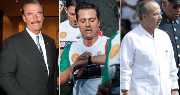 """Video: """"Gajes del oficio"""", dijo AMLO de la mentada. Por mucho menos,Peña, Fox y Calderón sacaron garrote"""