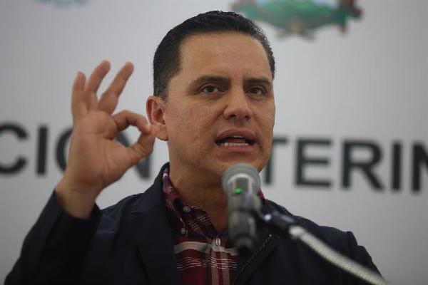 Juez ordena capturar al exgobernador Roberto Sandoval, considerado prófugo. Es acusado de peculado y ejercivio idebido de sus funciones