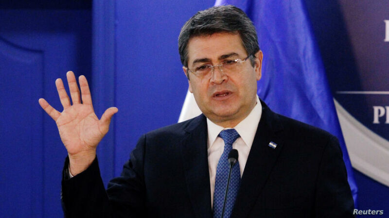 Narcotraficante declara en un juzgado de EU que sobornó al presidente de Honduras