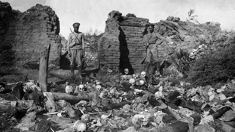 Videos: Turquía rechaza el reconocimiento de Biden de genocidio la masacre de armenios en el Imperio otomano
