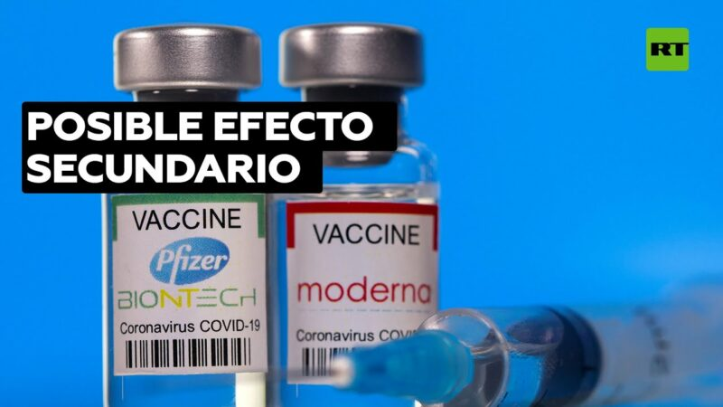 Video: Calculan  que las vacunas de Pfizer y Moderna provocan 30 veces más casos de trombosis de la vena porta que la de AstraZeneca