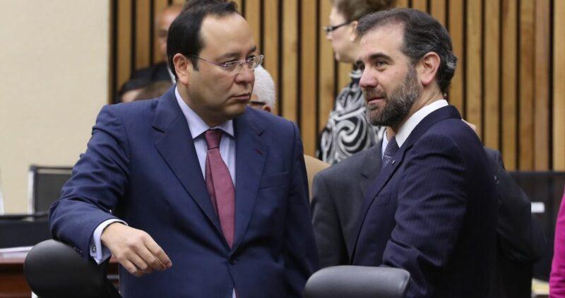 Juicio político a Lorenzo Córdova y a Ciro Murayama en la Cámara de Diputados, anuncia Morena