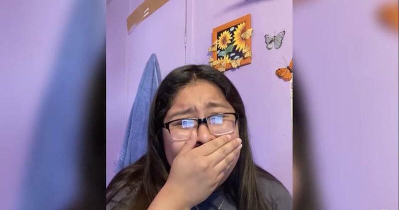Video: Elizabeth, hija de indígenas migrantes michoacanos, es aceptada para estudiar en Harvard con beca del 100%