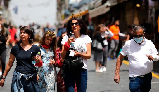 Sin mascarilla al aire libre y con clases, Israel es el primer país en volver a la normalidad casi total