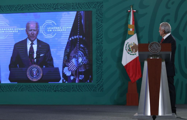 Video: Propone el presidente mexicano a Biden financiar el programa Sembrando Vida en Centroamérica