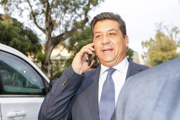 Aprueban el proceso para quitar el fuero al gobernador panista Francisco García Cabeza de Vaca