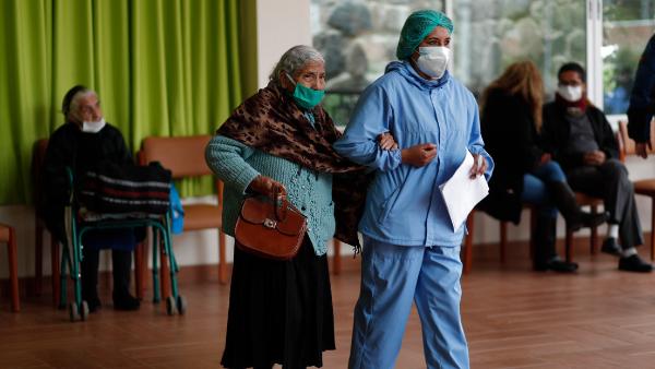 Sudamérica, en el peor momento de la pandemia