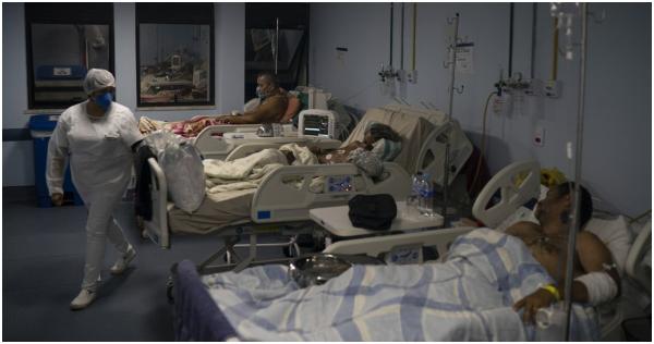 La COVID no se rinde y llena de muerte a EU, Brasil, India, Polonia, Turquía… pese a la vacunación