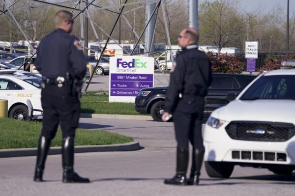 Mató a ocho personas y luego se suicidó en oficinas de FedEx en Indianapolis
