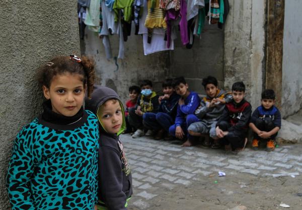 Creación de 2 estados, solución para el conflicto palestino-israelí: Biden
