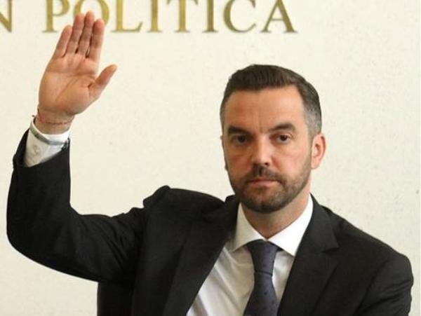 Vinculan a proceso al ex senador panista Jorge Luis Lavalle; sigue en prisión preventiva, acusado de aprobar la reforma energética de Peña Nieto a cambio de sobornos