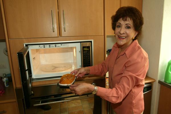 Videos: Murió Chepina Peralta, pionera de los programas de cocina en televisión en México