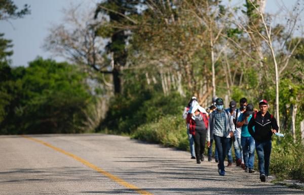 Al menos 2 mil migrantes han desaparecido en México, afirma la Federación Mexicana de Organismos Públicos de Derechos Humanos
