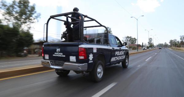 Michoacán: Agreden a balazos a una brigada de vacunación y sale ilesa. Ejército y Guardia Nacional los rescatan