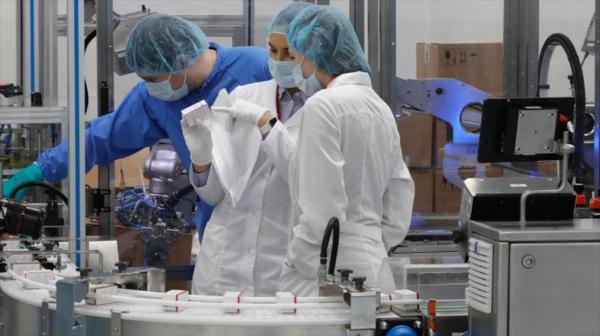 Rusos crearán primera vacuna comestible contra la COVID-19 con sabor a yogur