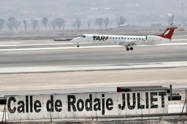 Un juez ordenan suspender el rediseño del Espacio Aéreo del Valle de México relacionado con el aeropuerto de Santa Lucía