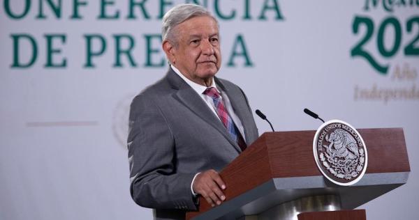 """Video: Sin el presidente de la Suprema Corte, Arturo  Zaldívar, no hay reforma al Poder Judicial: AMLO. Ministros serán """"cómplices de corrupción"""""""
