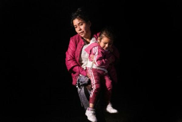 Se busca proteger a menores migrantes al reforzar la frontera: AMLO
