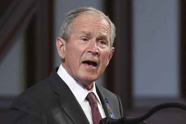 Critica Bush retórica antimigrante de los republicanos