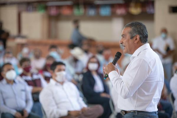 Tribunal prevé devolver al INE el caso Raúl Morón para que lo sancione, pero sin cancelarle la candidatura a gobernador michoacano