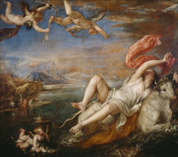 Videos: El Museo del Prado se inicia en la virtualidad con la exposición 'Pasiones mitológicas'