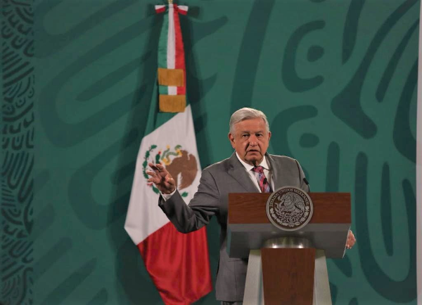 México, de los países con más fraudes electorales en la historia: AMLO