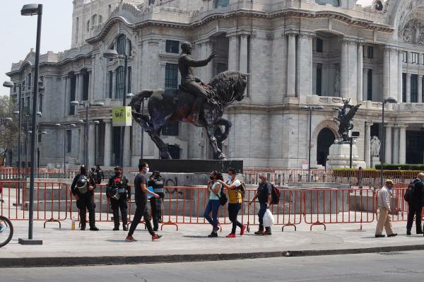 Premia la Unesco a la Ciudad de México por respuesta ante sismos y pandemia
