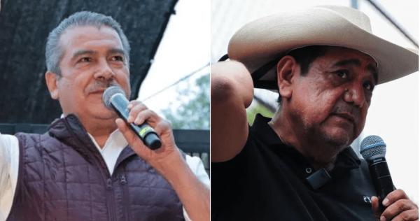 Proyectos del TEPJF proponen cancelar el registro de Félix Salgado y aprobar el de Raúl Morón