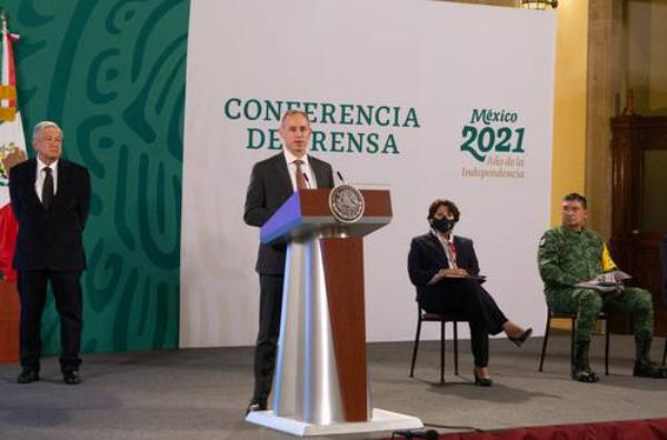Listo, el calendario para vacunar a 3 millones en el sector educativo mexicano. El retorno a las aulas, voluntario