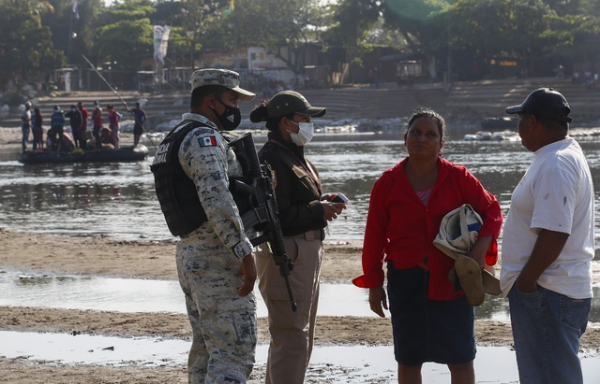 México, Honduras y Guatemala pondrán más tropas en su frontera, informó la Casa Blanca