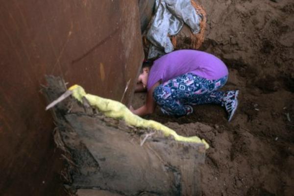 Alarma a la migra el creciente tráfico de niños en la frontera. Biden, preocupado