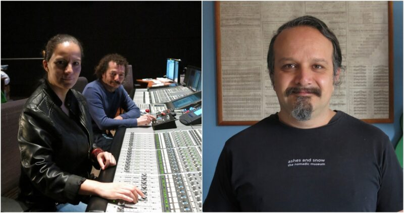 EN VIVO | Tres mexicanos se llevan el Óscar a Mejor Sonido por Sound of Metal de Darius Marder