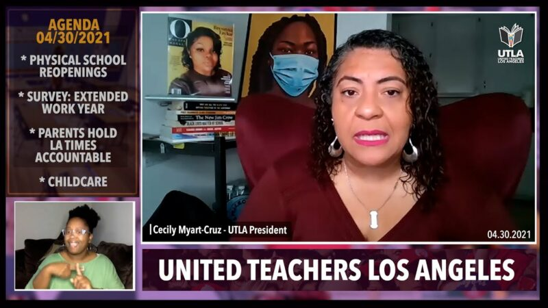 Padres de familia reclaman al diario Los Angeles Times que su cobertura y opiniones son sesgadas ya que favorecen a ricos y blancos y distorsionan la realidad de latinos y afroamericanos