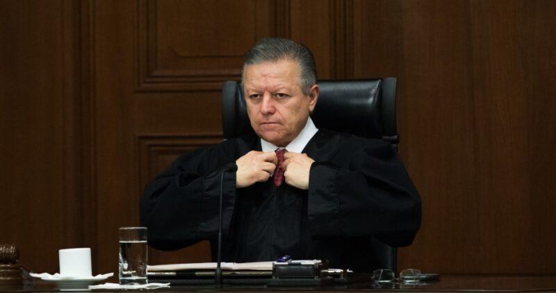 """""""La mayoría en la Suprema Corte de Justicia la tienen los del antiguo régimen. No hay otro. Es Arturo Zaldívar"""": AMLO"""