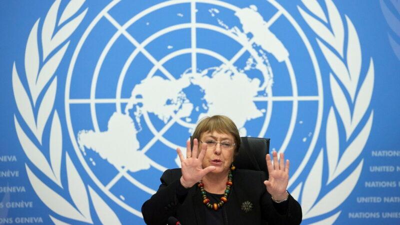 """Bachelet, de la ONU, pide una investigación """"independiente"""" de las muertes en Colombia durante las manifestaciones"""
