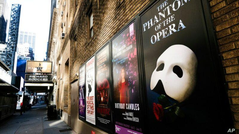 Broadway se prepara para reabrir los teatros cerrados por la pandemia