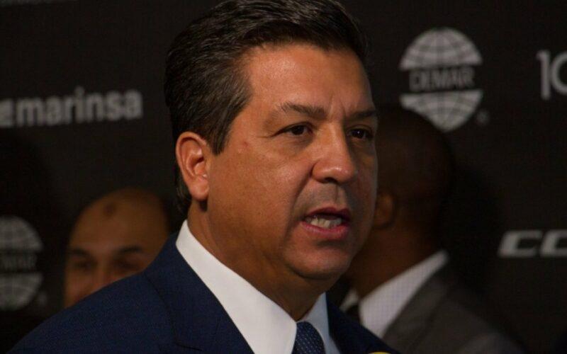 EL FBI afirma que el gobernador de Tamaulipas, el panista Francisco Javier Cabeza de Vaca, pertenece a una red internacional de lavado de dinero