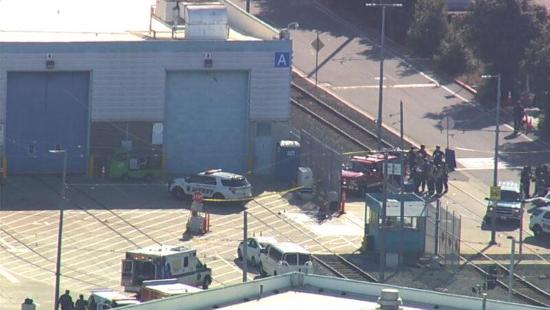 Pistolero mata a al menos ocho personas en patio ferroviario de San José y luego se suicidó