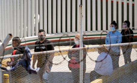En marcha en Tijuana, plan binacional de vacunación contra COVID-19