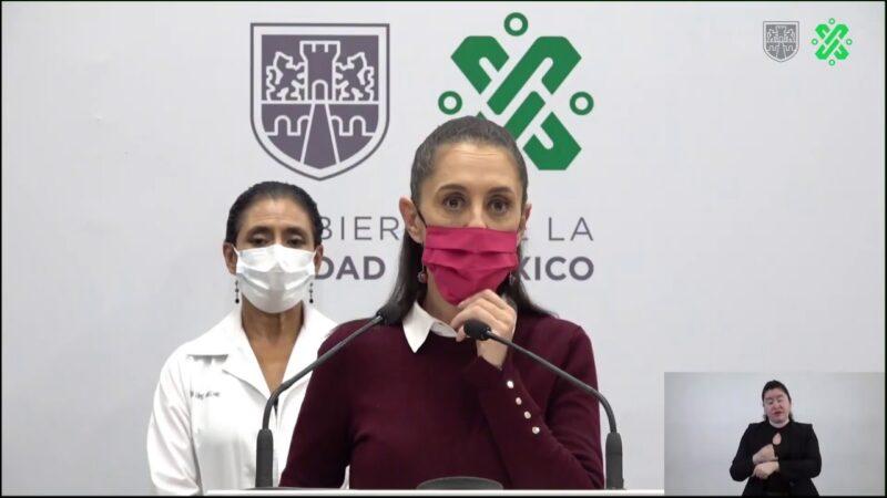 Video: A partir de la próxima semana, el gobierno de la Ciudad de México vacunará a personal educativo y a personas de 50 a 59 años en cuatro alcaldías