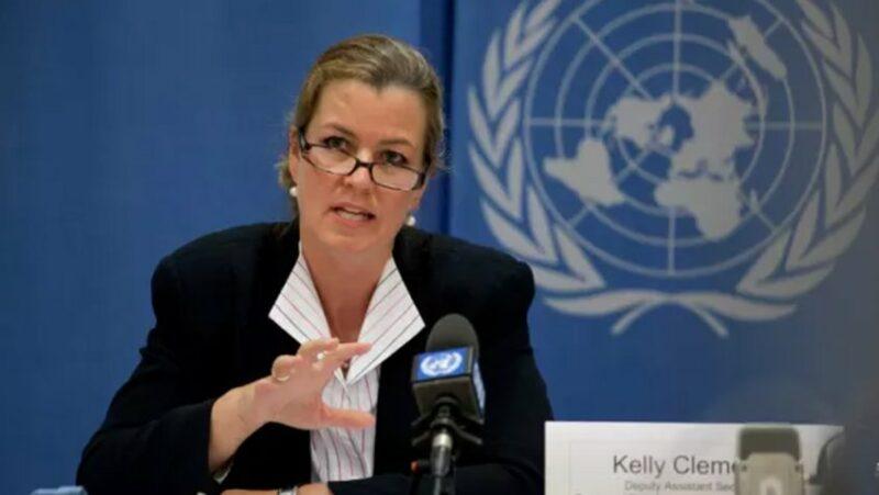 La Alta Comisionada Adjunta de ACNUR pide apoyo urgente para un millón de desplazados centroamericanos