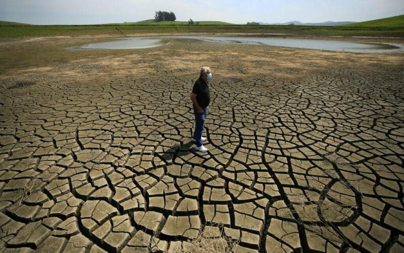 Declaran sequía en Sacramento y otros 40 condados de California