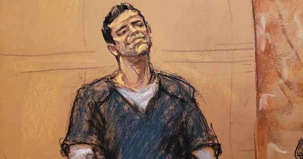 """""""El Vicentillo"""" ya no se encuentra bajo custodia del Departamento de Prisiones de EU. Declaró contra El Chapo. ¿Quién es él? Su destino es un misterio"""