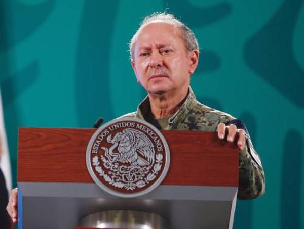 """Video: """"Parece ser que el enemigo lo tenemos en el Poder Judicial"""", afirma el Secretario de Marina, almirante José Rafael Ojeda Durán"""