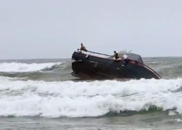 """Drástico incremento"" del tráfico marítimo de indocumentados para ingresar a EU"