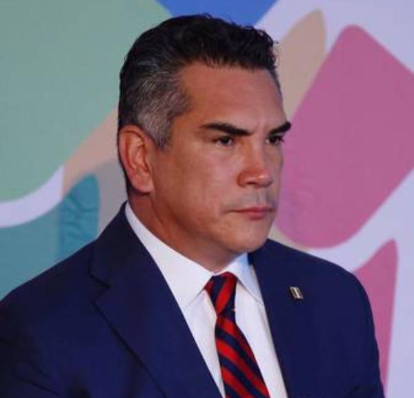Denuncian aAlito, presidente del PRI por desvío de $59 millones en Campeche. Involucran a su sobrino, Christian Castro Bello, candidato al gobierno de esa entidad