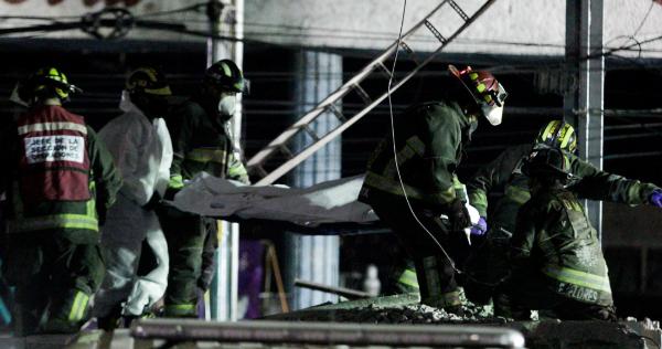 Ya son 23 muertos y 65 hospitalizados por el desplome de una viga del Metro L12 en CdMx