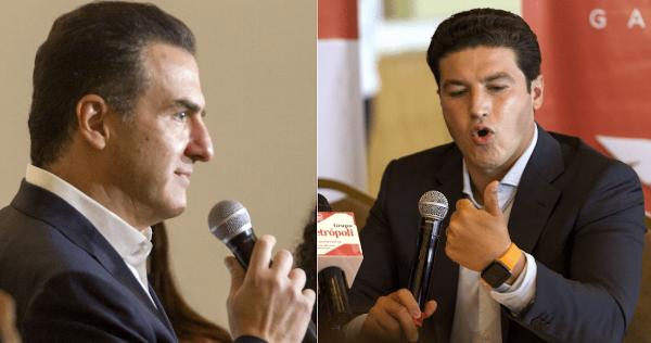 FGR investiga a Adrián de la Garza (PRI) y a Samuel García (MC) en NL