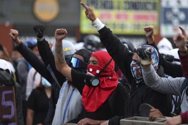 Doceavo día de protestas en Colombia: 47 muertos y fracaso en negociaciones entre paristas y el gobierno